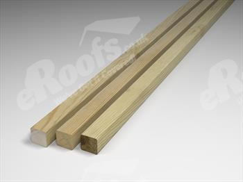 "Treated Rafter / Purlin / Joist (2"" x 2"")"