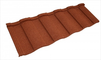 Lightweight Roofing Tile Roman (1280mm x 370mm - 0.450mm)