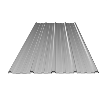 Polyester Coated GooseWing Grey Box Profile Sheet (14ft - 4267mm)