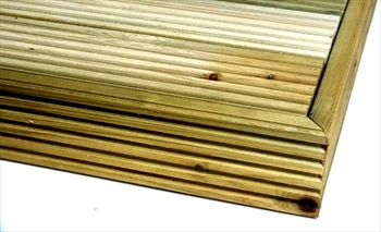 Discount Fascia Board (2.1m To Cover 1.8m)