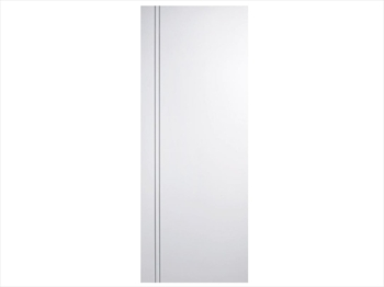 Sierro Blanco White Flush Door (Metric)
