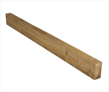 Fencing Rails 38mm x 88mm x 3600mm