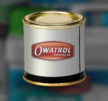 Owatrol Decking Paint Sample Pot (Black)