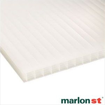 Opal Multiwall Polycarbonate 25mm (3500mm x 900mm)