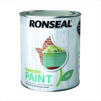 Ronseal Garden Paint 2.5 Litre (Cool Breeze)