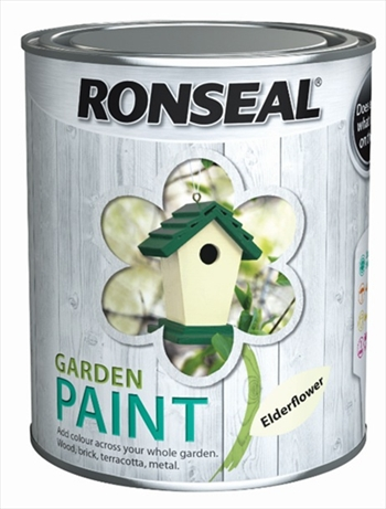 Ronseal Garden Paint 750ml (Daisy)