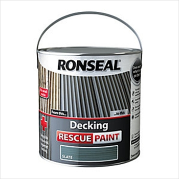 Ronseal Rescue Paint 2.5 Litre (Deep Blue)