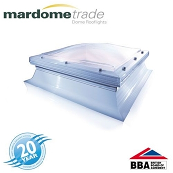 Triple Skin - Mardome Trade Dome Rooflight (900mm x 1800mm)