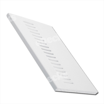 150mmx9mmx5m White Pre-Vented Soffit Board