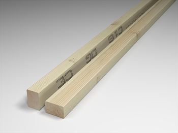 "Treated Rafter / Purlin / Joist (3 1/2"" x 1 1/2"")"