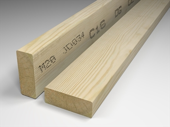 "Treated Rafter / Purlin / Joist (8"" x 3"")"