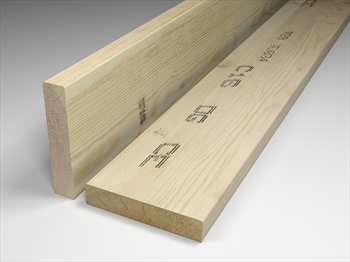 "Treated Rafter / Purlin / Joist (10"" x 2"")"