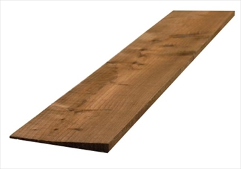 BROWN Feather Edge Board (900mm)
