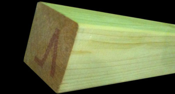 "2400mm SMOOTH 3""x3"" Fence Posts"