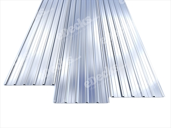 Box Profile Galvanised Roof Sheet (12ft - 3660mm)