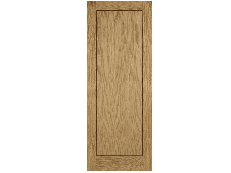 Single panel oak inlay pre finished door imperial for 1 panel inlaid oak veneer door