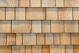 Treated Red Cedar Shakes (Pack Size Upto 1.9m2)