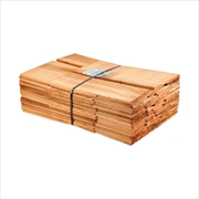 Black Label - Untreated Western Red Cedar Shingles (Pack Size 2.49m2)