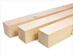 Planed Square Edge Timber (100mm x 100mm)