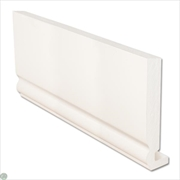 White Ogee Replacement Fascia (175mm x 16mm x 5m)
