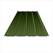 Polyester Coated Juniper Green Box Profile Sheet (8ft - 2440mm)