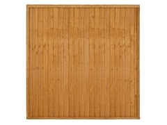 Discount Closeboard Vertilap Fence Panels