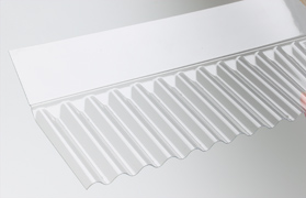 Corolux Roof Sheet Flashings