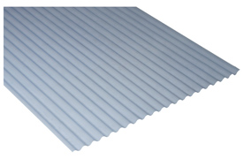 Clear Corolux PVC Roofing Sheets