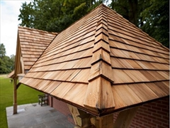 Cedar Shingle Ridges