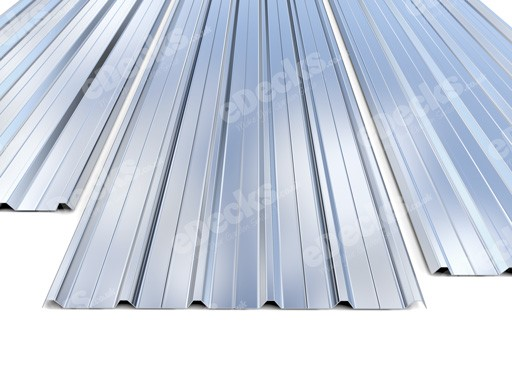 Galvanised Box Profile 0.5mm Roof Sheets