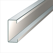 Galvanised Box Profile Sheet Steel Purlins