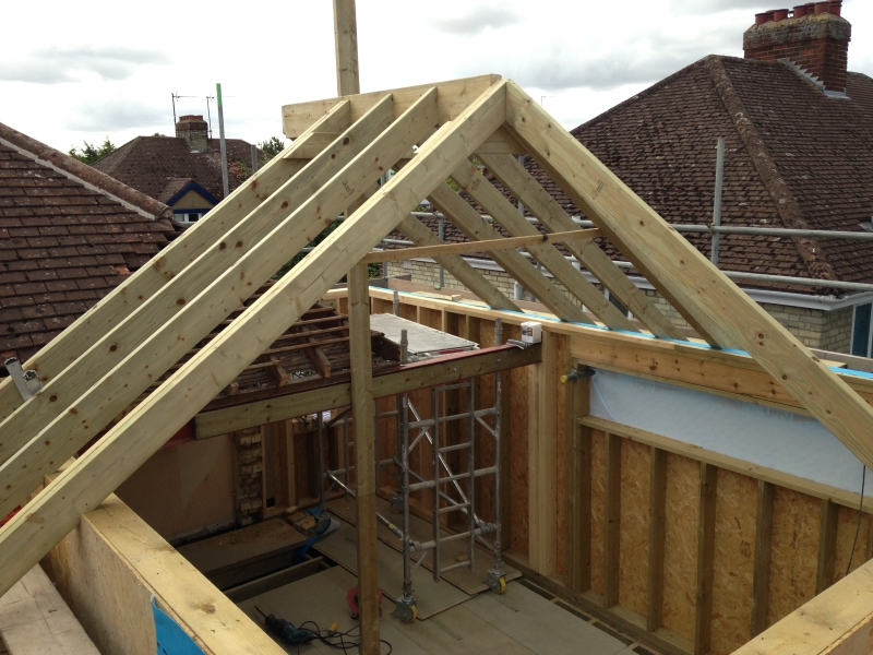Box Profile PVC Roof Sheet Timbers