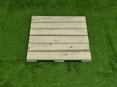 Softwood Deck Tiles