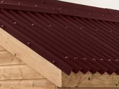 Onduline Mini Bitumen Roofing Sheets Eroofs