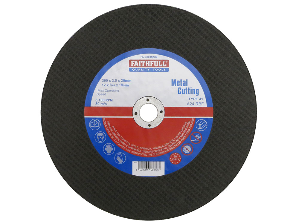 Abrasive Cutting Discs