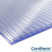 Clear 16mm Triplewall Polycarbonate Sheets