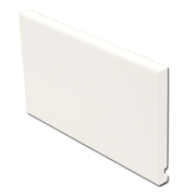 16mm Fascia Board White (Flat)