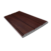 Rosewood Soffit Board - Hollow